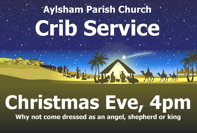 Crib Service - Christmas Eve 2013