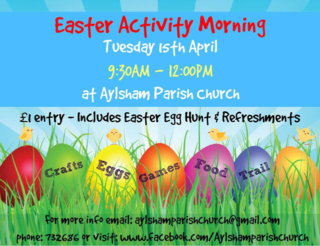 Easter Activity Morning