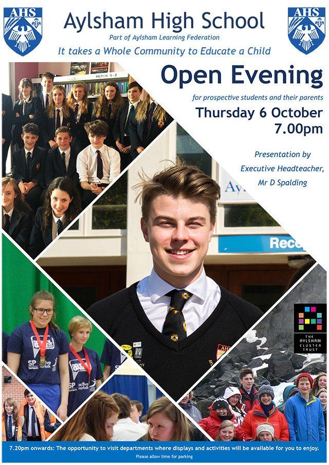 open-evening-2016-poster
