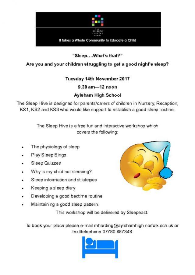 thumbnail of parent workshop Tuesday 14th November 2017