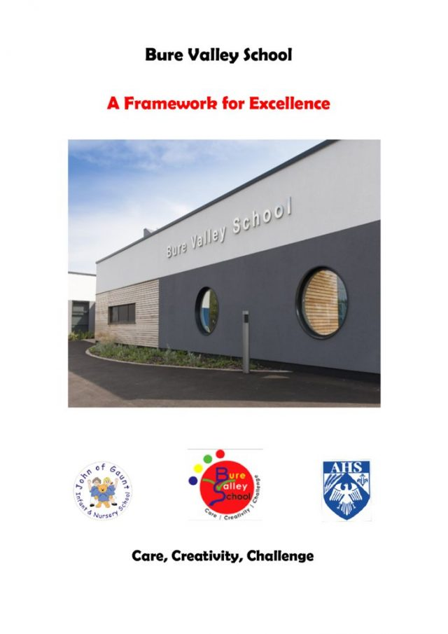 thumbnail of New Framework for Excellence Dec 2018