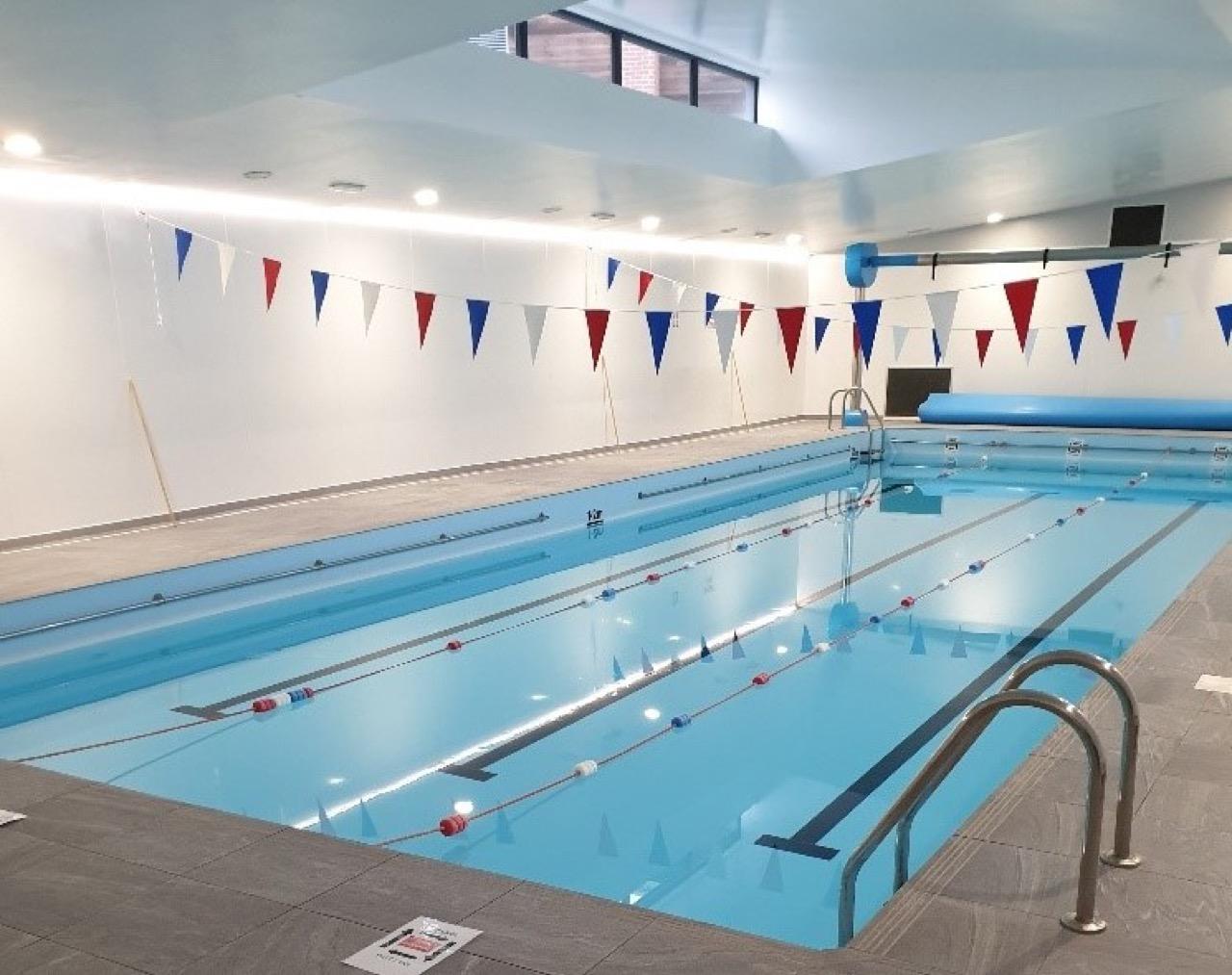 Aylsham Sports Hub Swimming Pool Photo
